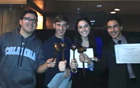 Model Congress team brings home 13 awards from Princeton's conference