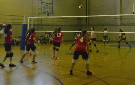Firehawk Girls Volleyball defeats LA Adventist in home opener at JCC