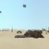 """A desert town on planet Jakku in 'Star Wars: The Force Awakens"""""""