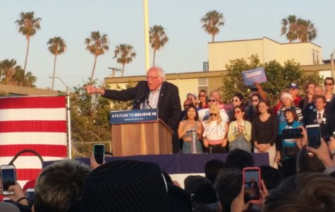 LIVE BLOG: Boiling Point at Bernie Sanders Rally