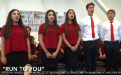 VIDEO: Choir Spring Concert 2016