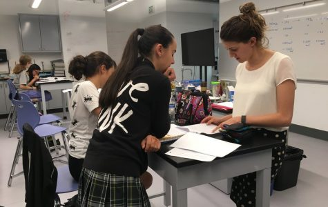 Teacher departures will change science course offerings next year