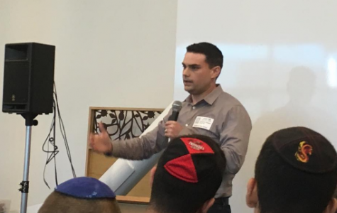 Two Boiling Points of View: Should Ben Shapiro have been allowed to speak at School?