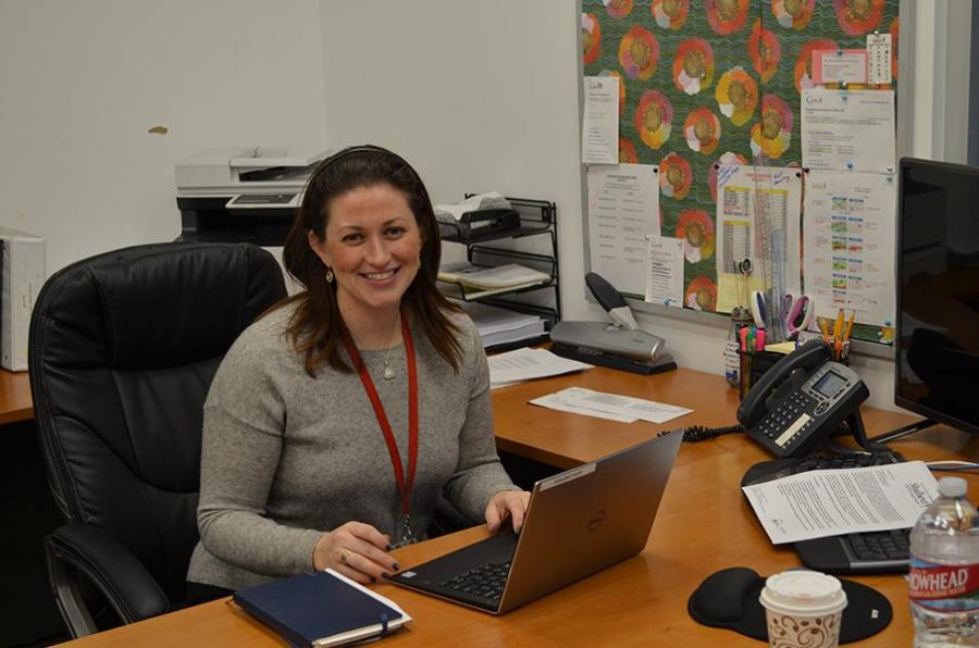NEW: Ms. Sarah Emerson, has taken over as of last week. She is the sister of YULA Boys Head of School.