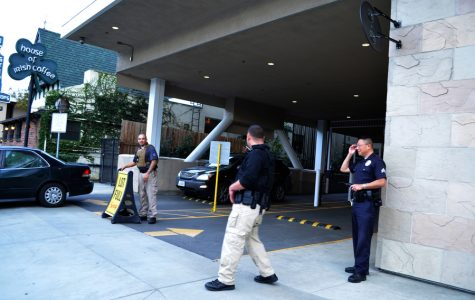 'Suspicious' phone call led to increased security during today's dismissal