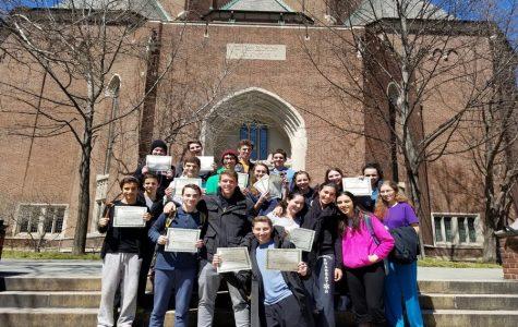 13 awards at Penn Model Congress