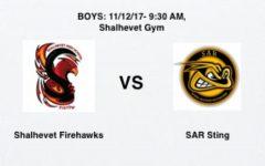 WATCH LIVE 3RD PLACE BOYS: Shalhevet vs SAR