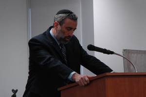 An interview with Rabbi Weinbach