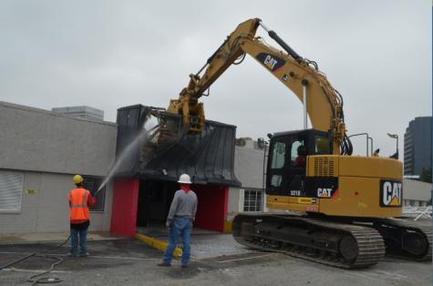 Demolition: Pull