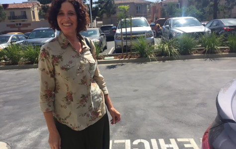 A return trip to classroom for new math teacher