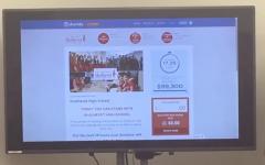 VIDEO: Fundraising Phone-A-Thon Jan. 18