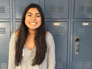 Mahek Ahmad, a sophomore at Flintridge Preparatory School, says her classmates respect her religious choices.
