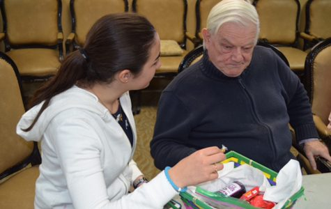 With activities and talking, club gives local seniors what they say they need