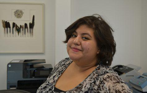 MS. SILVA: Receptionist loves teens, is used to hard work