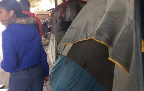 Student project gives homeless a chance to show their world