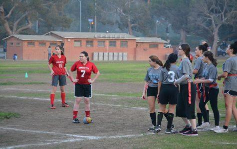 Girls flag football season shrinks to just four games
