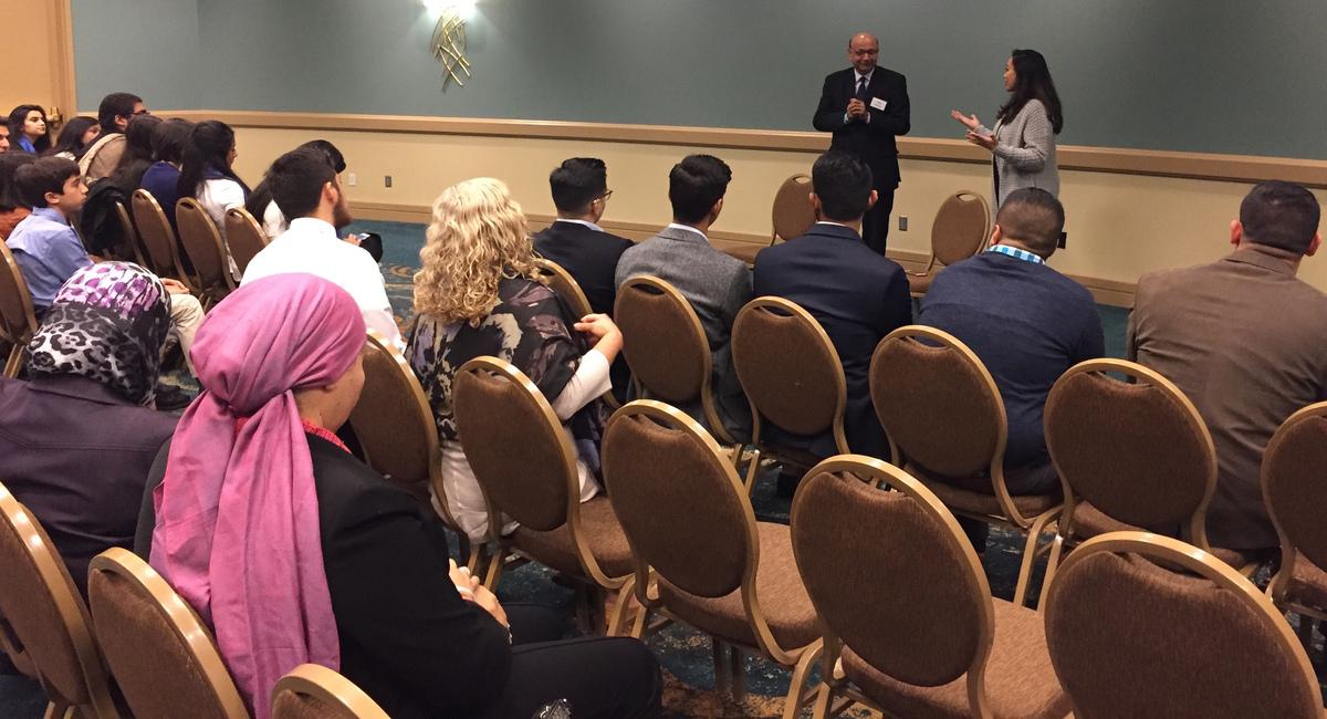 CRISIS:Khizr Khan says that many American Muslims including himself feel disconnected from society after the election and need that connection again.